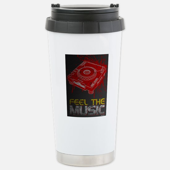 poster 9 small Stainless Steel Travel Mug