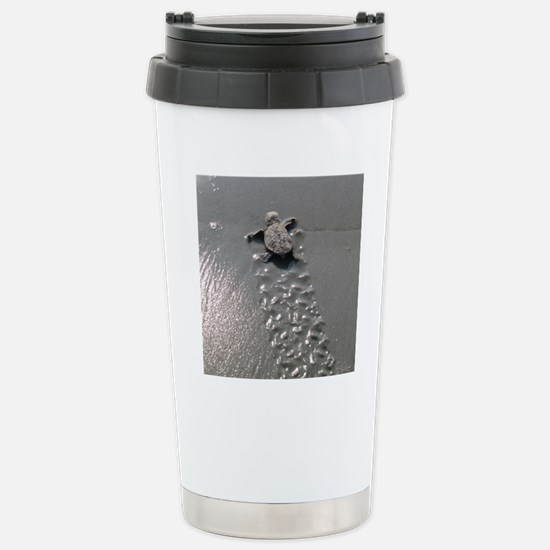 Baby Turtle Stainless Steel Travel Mug