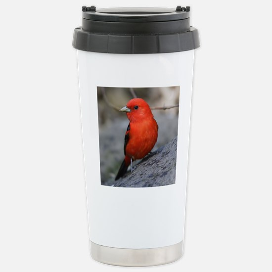 Tanager Stainless Steel Travel Mug