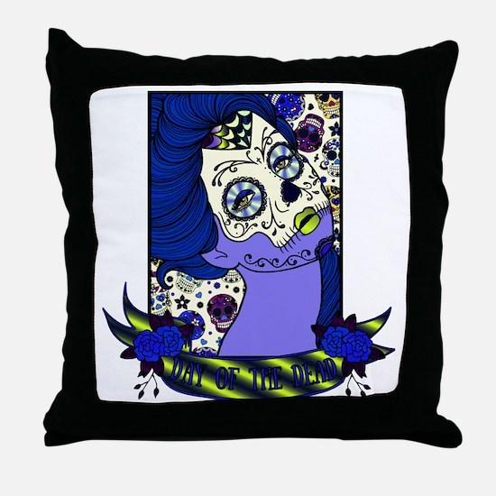 Ofrendas Throw Pillow