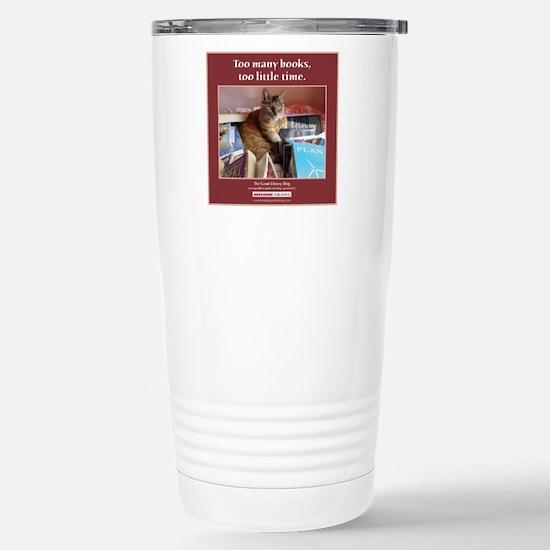 Magellan tote front Stainless Steel Travel Mug