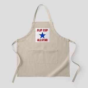 Flip Cup Allstar BBQ Apron