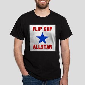 Flip Cup Allstar Dark T-Shirt