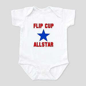 Flip Cup Allstar Infant Bodysuit