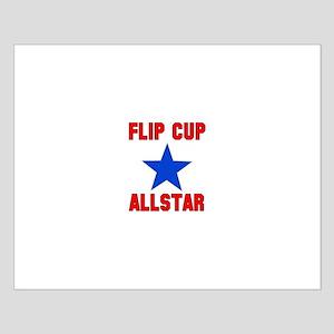 Flip Cup Allstar Small Poster