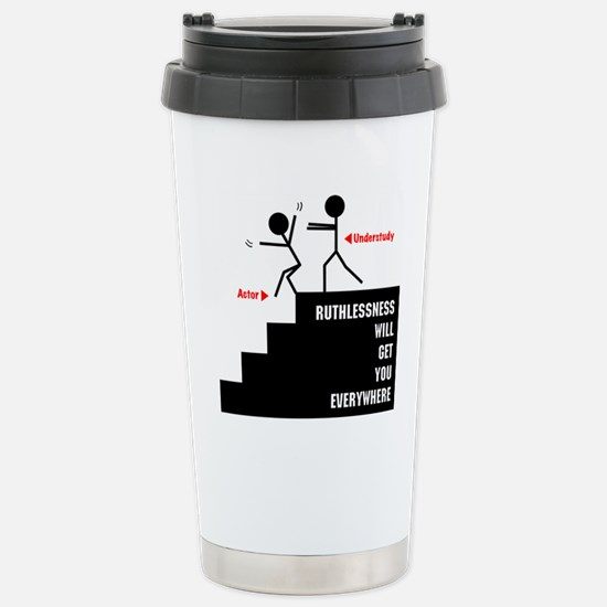 understudy.eps Stainless Steel Travel Mug