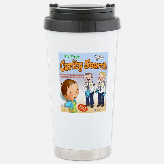 myfirstcavitysearchmb9 Stainless Steel Travel Mug