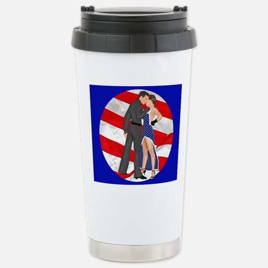 AC73 CP-MOUSE Stainless Steel Travel Mug