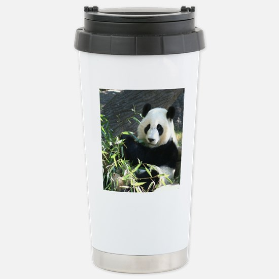 panda2 - Copy Stainless Steel Travel Mug