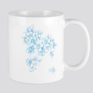Forget me not Mugs