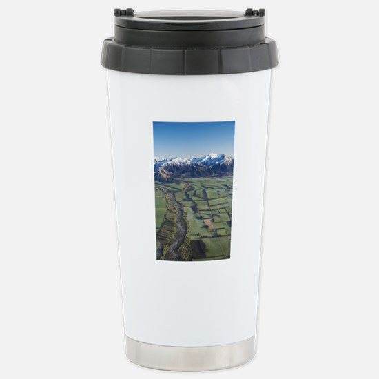 Canterbury Plains and S Stainless Steel Travel Mug