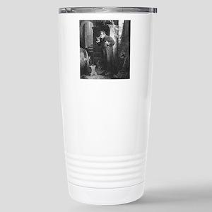 drunkmonk1 Stainless Steel Travel Mug