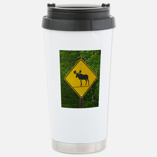 Mo5x6(Jrl) Stainless Steel Travel Mug