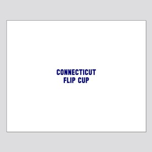Connecticut Flip Cup Small Poster