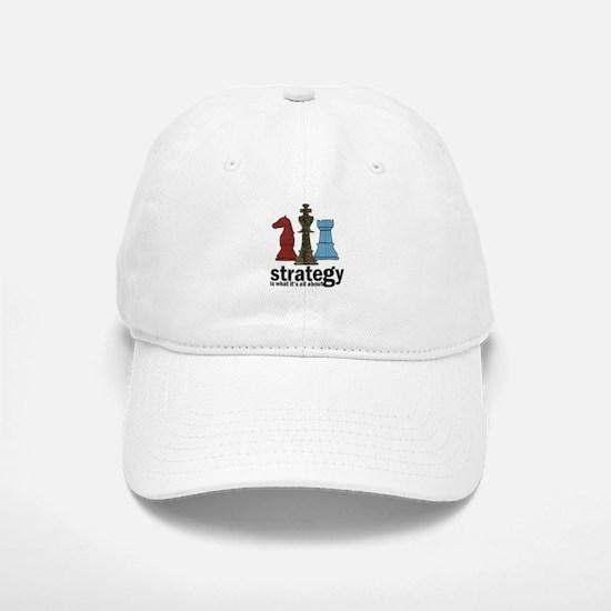 Strategy Baseball Baseball Cap