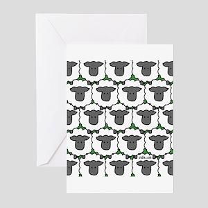 Sheep Herd Greeting Cards (Pk of 10)