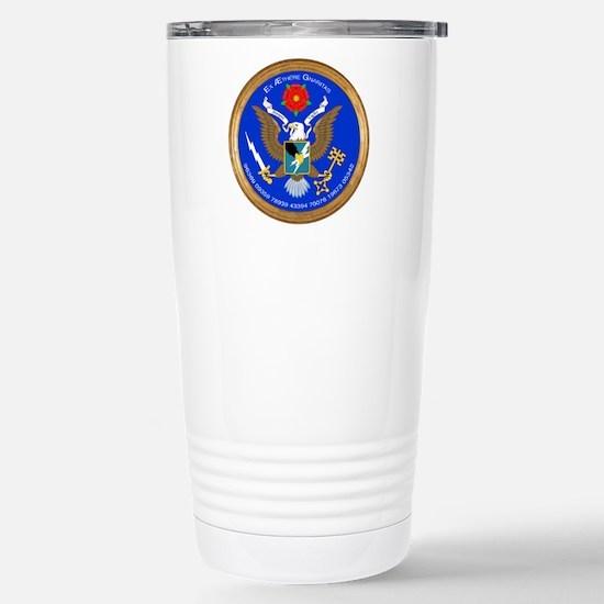 ASA_Seal_Tshirt Stainless Steel Travel Mug