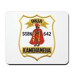 USS KAMEHAMEHA Mousepad