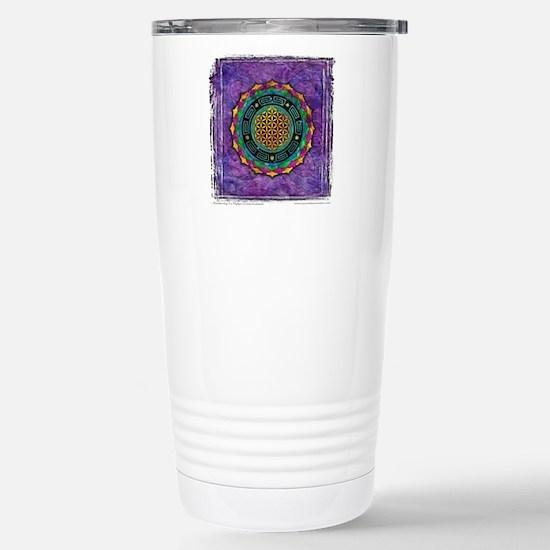 Awakening Consciousness Stainless Steel Travel Mug
