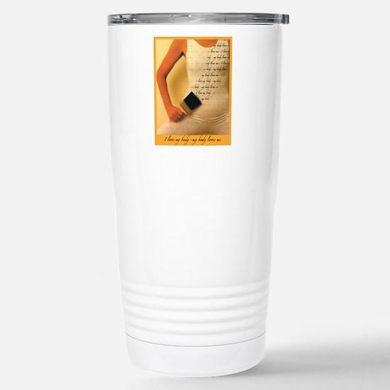 now Stainless Steel Travel Mug