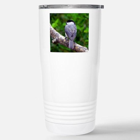 ChickBackMP Stainless Steel Travel Mug