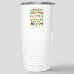 Dreams_16x20_Blank_HI Stainless Steel Travel Mug