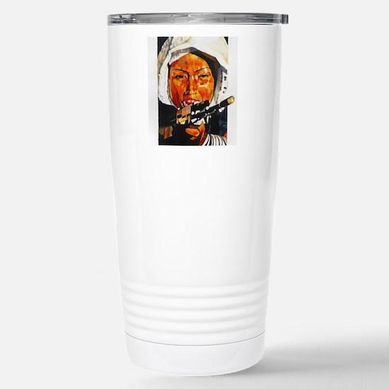 Nuns Stainless Steel Travel Mug