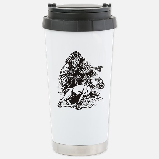 GRIMPITT Stainless Steel Travel Mug