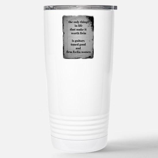 waylon_lukenbach copy Stainless Steel Travel Mug