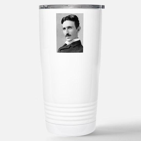 Tesla3 Stainless Steel Travel Mug