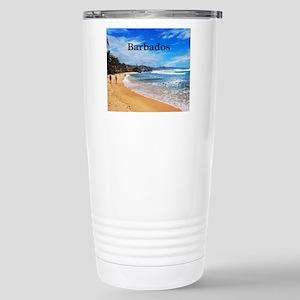 Barbados62x52 Stainless Steel Travel Mug