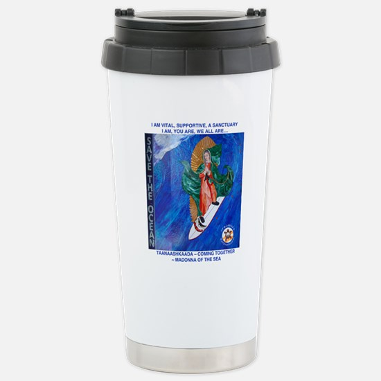 madonabig Stainless Steel Travel Mug