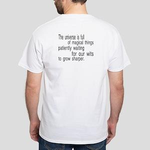 Pegasus White T-Shirt