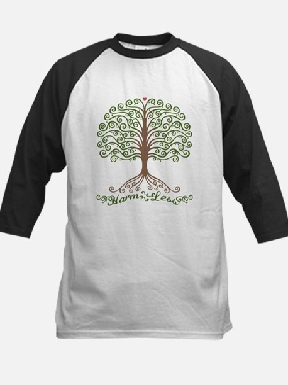 harm-less-tree-T Baseball Jersey