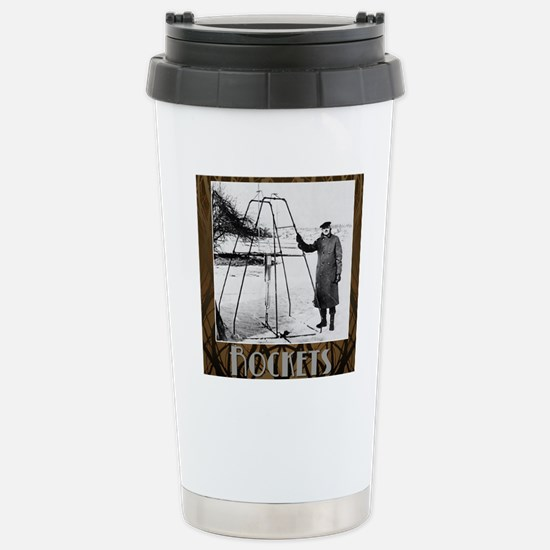 Rockets_Nouveau_10x10 Stainless Steel Travel Mug