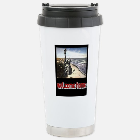 planet of the apes welc Stainless Steel Travel Mug