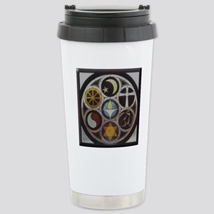 uu symblesBBB Stainless Steel Travel Mug