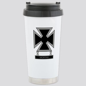 Army-marksman-MORTAR-10 Stainless Steel Travel Mug