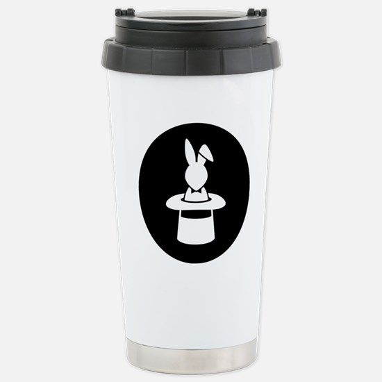 Magic Stainless Steel Travel Mug