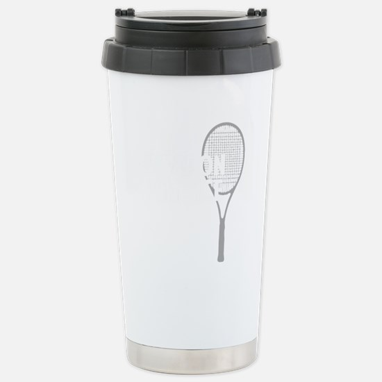 tennisWeapon1 Stainless Steel Travel Mug