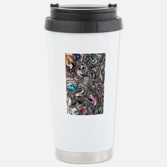 Graffiti Art Stainless Steel Travel Mug