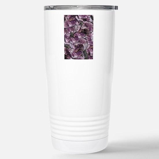 AMETHYST Stainless Steel Travel Mug