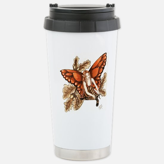danceintofall Stainless Steel Travel Mug