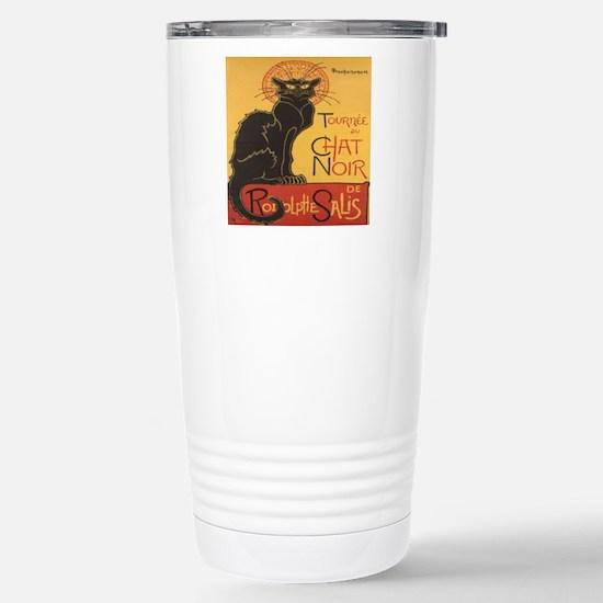 chatnoirorig Stainless Steel Travel Mug