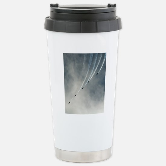 Blue Angels - Flip Flop Stainless Steel Travel Mug