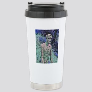 Zombie Stainless Steel Travel Mug