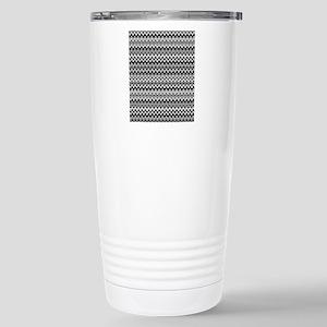 zig-zag_06 Stainless Steel Travel Mug