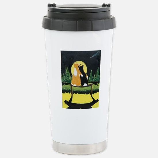 corgilove final 003_edi Stainless Steel Travel Mug