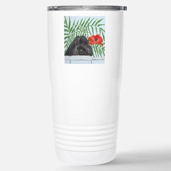 SQLite Portie Stainless Steel Travel Mug