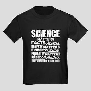 Science Matters Tshirt T-Shirt